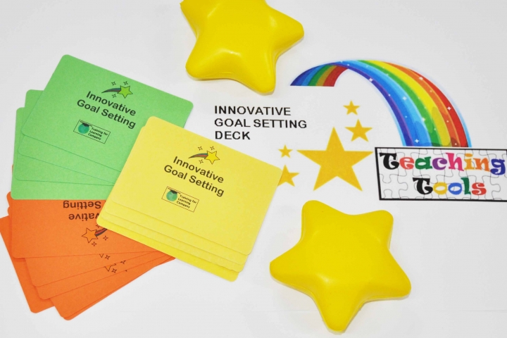 Teaching Tools Adelaide Star cards for Goal setting