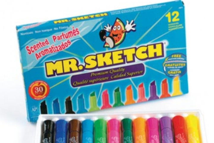 Mr Sketch markers.teachingtools.adelaide